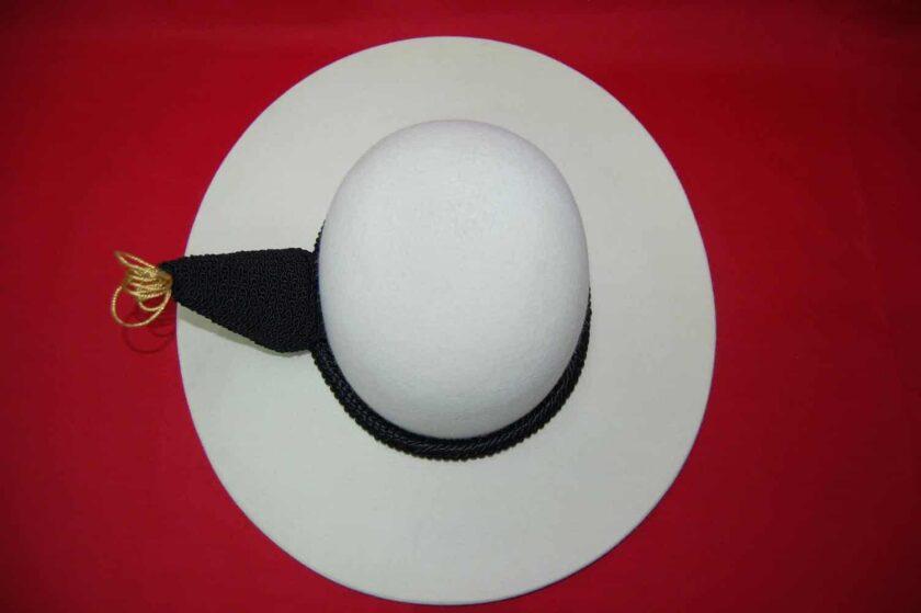 Sombrero de picador o Castoreño