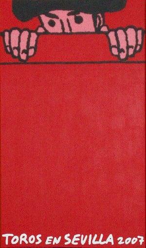 Carteles de toros de la Maestranza de Sevilla 2007