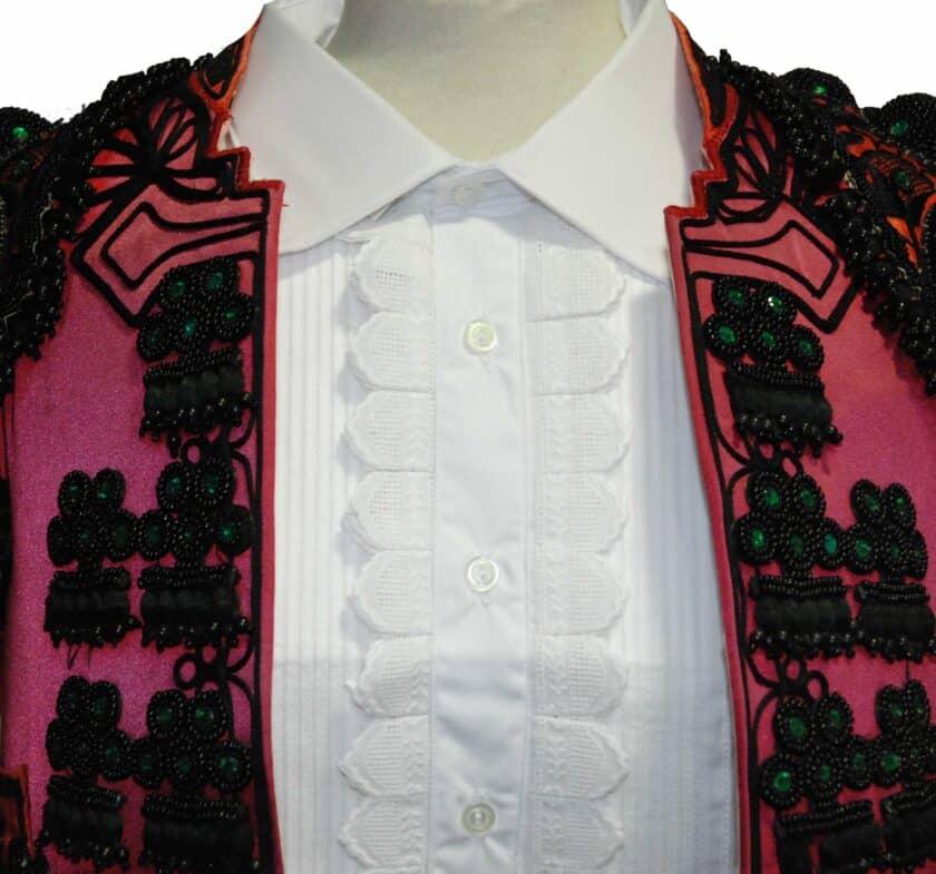 camisa de torero