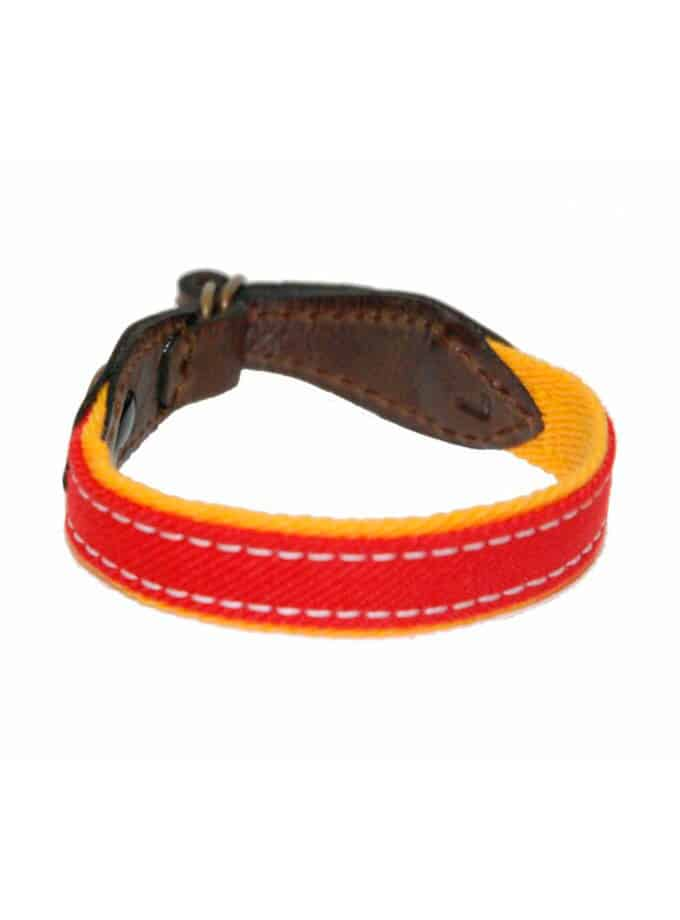 spanish bullfighting cape bracelet