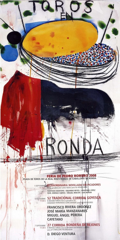 LII Corrida Goyesca de Ronda (año 2008)