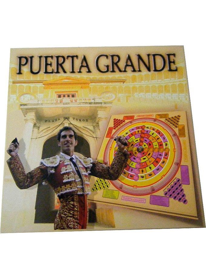 """Juego de mesa """"Puerta Grande"""""""