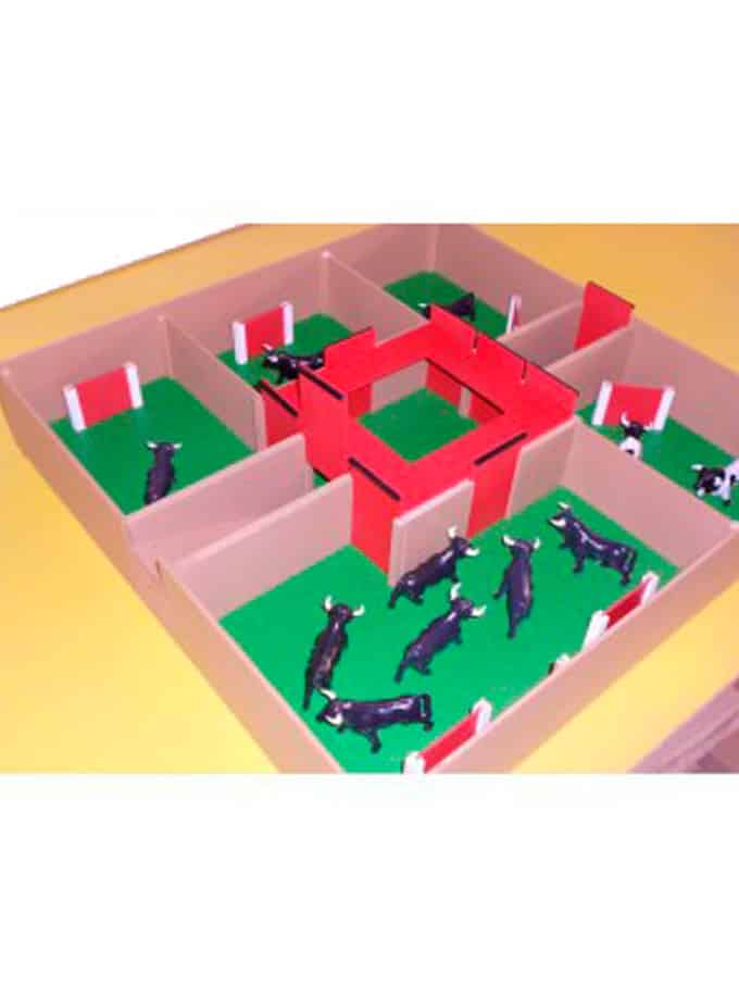 Pack Plaza de toros y corrales