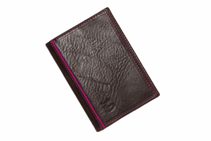 Funda de pasaporte taurina