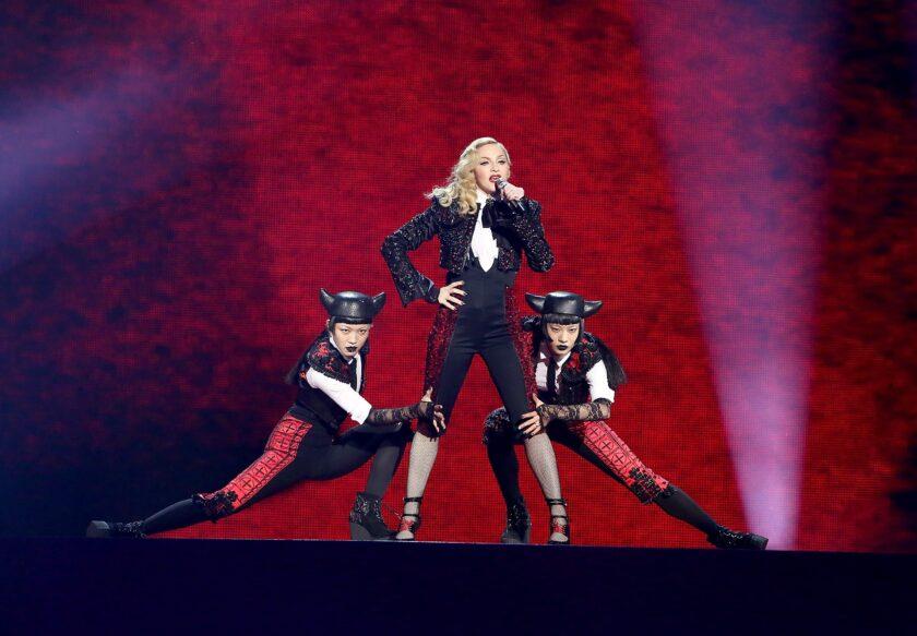 Traje de luces Madonna