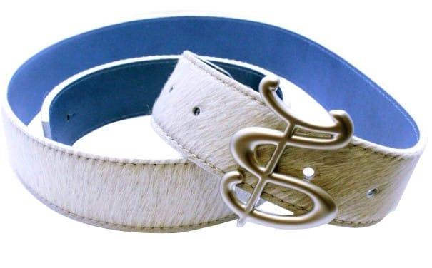 Cinturón de pelo de toro