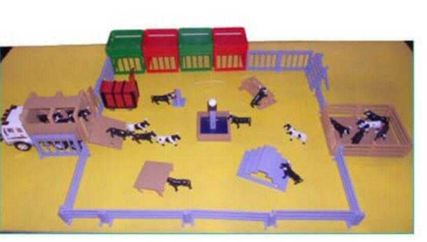 Pack Camión y corrales para toros y mansos
