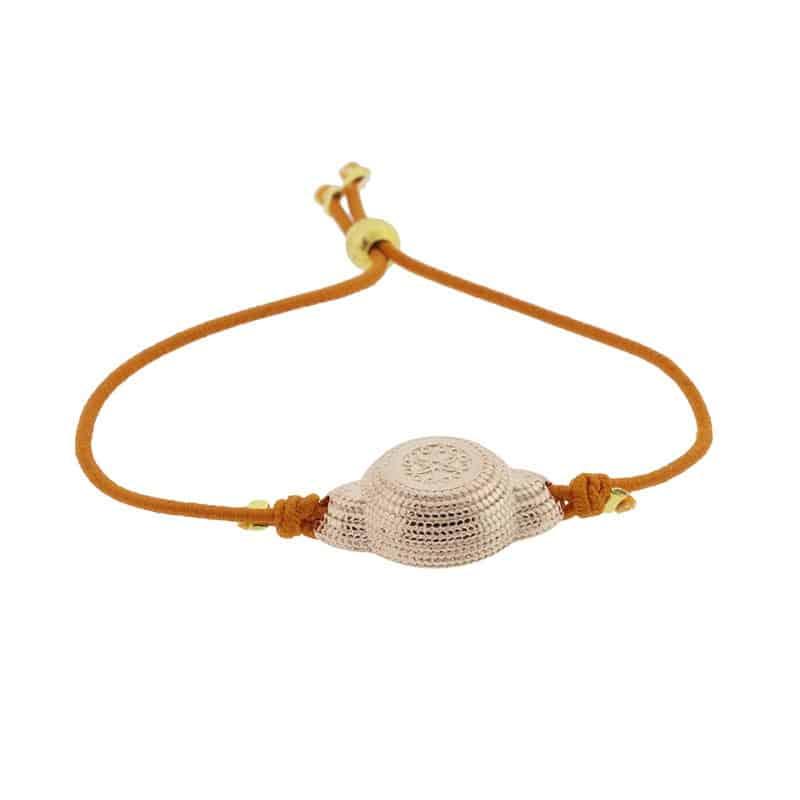 bulllfighter hat bracelet