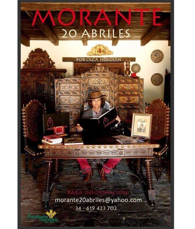 Morante 20 abriles