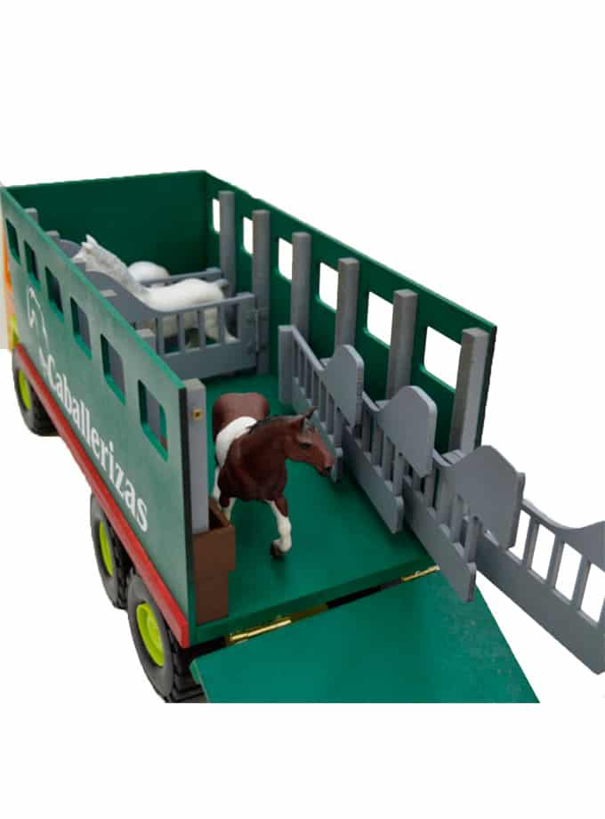 Camión de juguete para Caballos XL