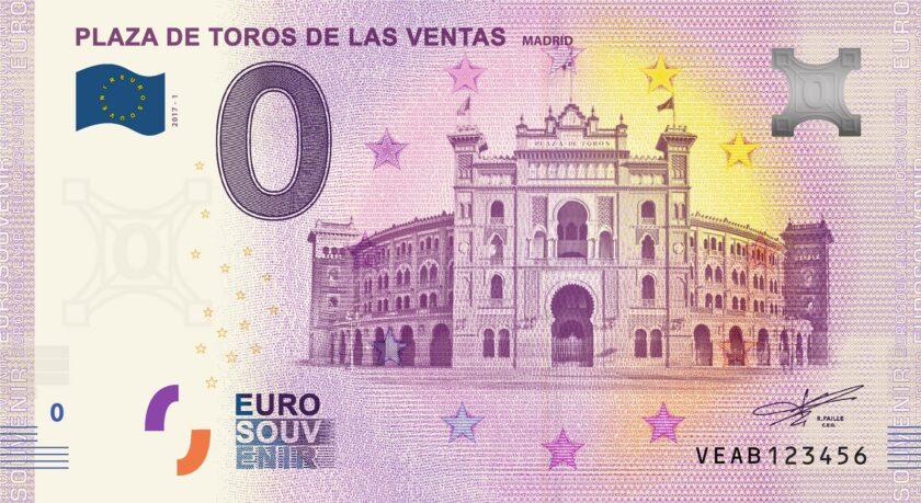 EuroBillete Las Ventas