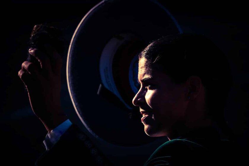 Fotografia taurina Lea Vicens con Luz