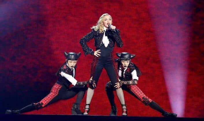 Madonna nos eligió para vestirse y tu, ¿te atreves con la moda española?