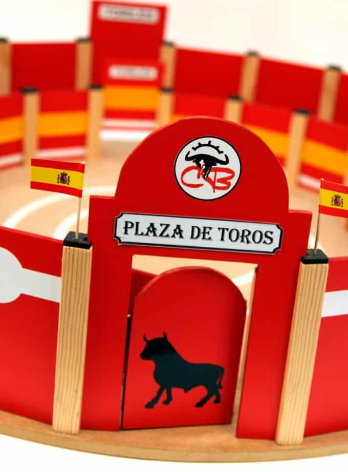 Plaza de Toros de Juguete Grande