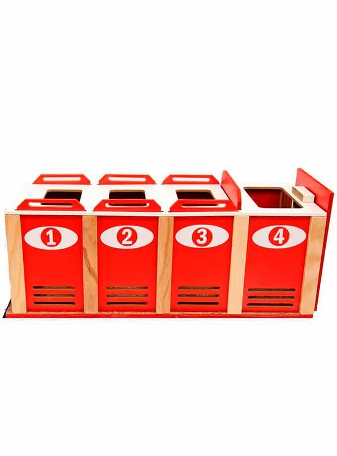Cajón de Toros de juguete