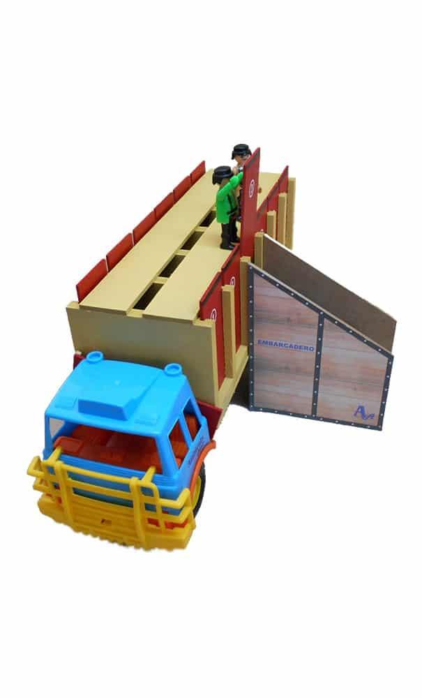 Embarcadero de Playmobil