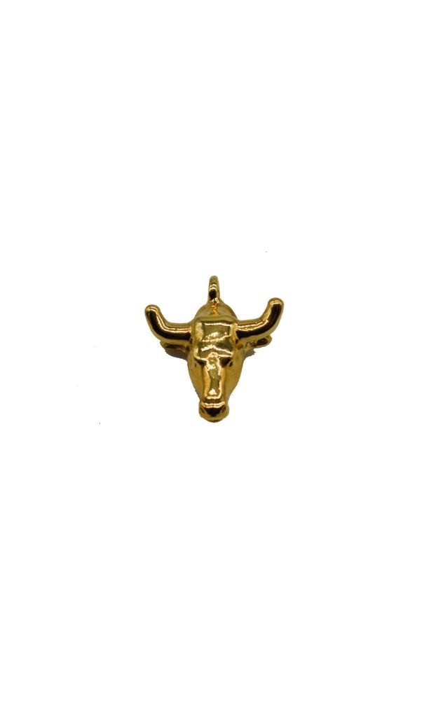 Colgante Toro Azteca