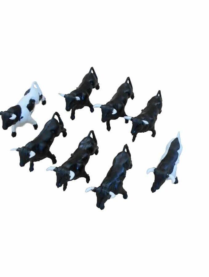 Conjunto 18 (Toros y Mansos)