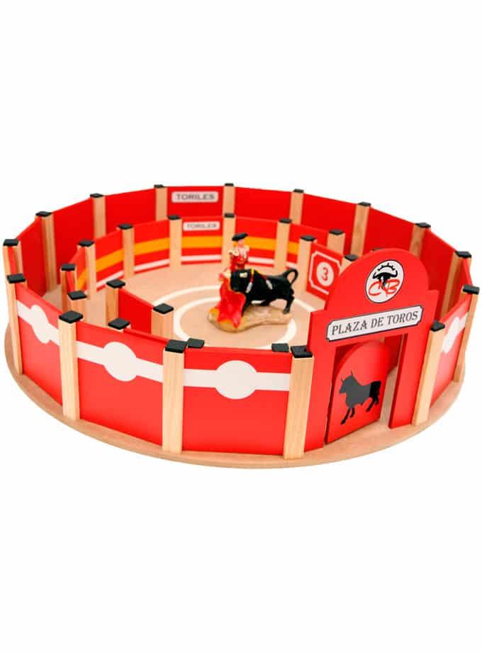 Plaza de toros de juguete Carabi