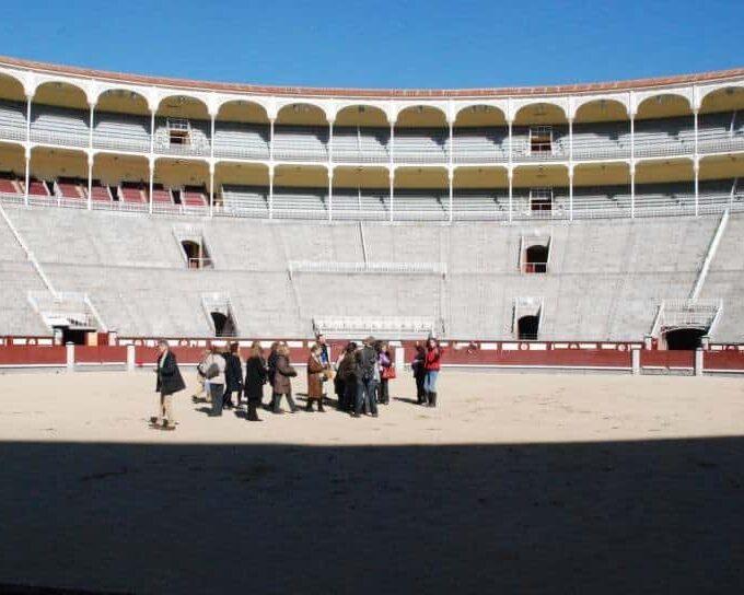 Visita privada a Las Ventas Tour
