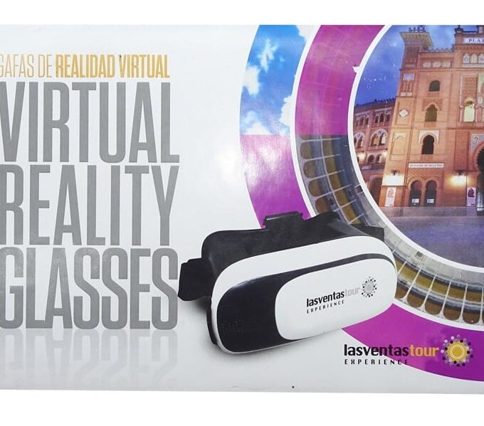 Gafas Realidad Virtual Las Ventas Tour
