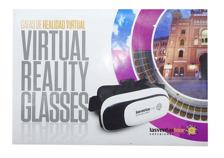 Gafas de Realidad Virtual Las Ventas