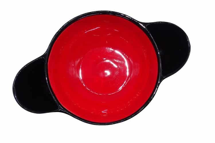 Montera bowl de cerámica