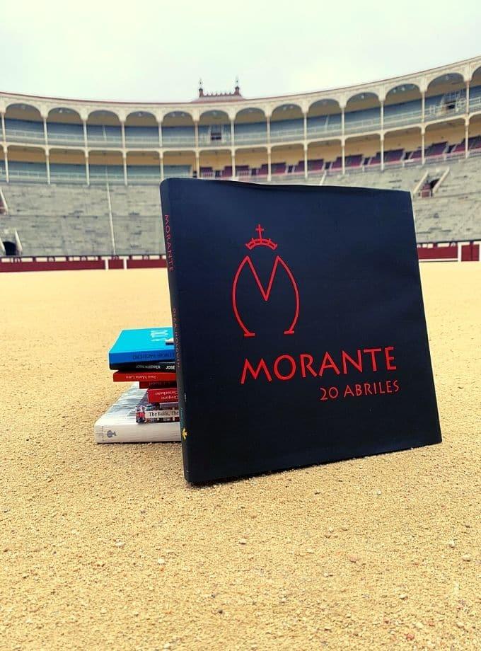 Libro Morante 20 abriles