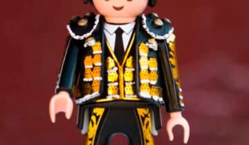 The Most Famous Bullfighters Playmobils