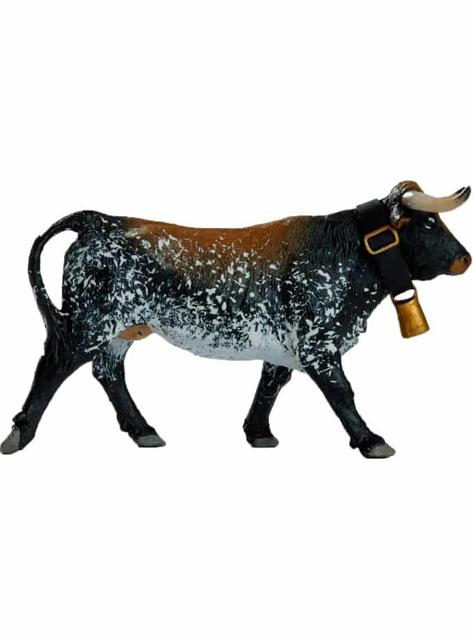 Vaquilla de Juguete Meskebous color sardo