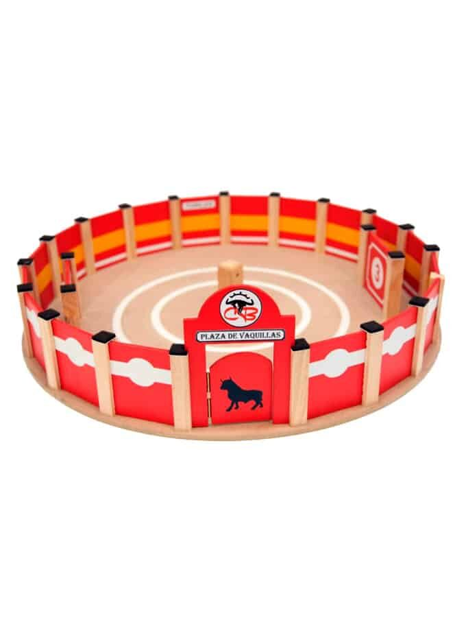 Toy bullring