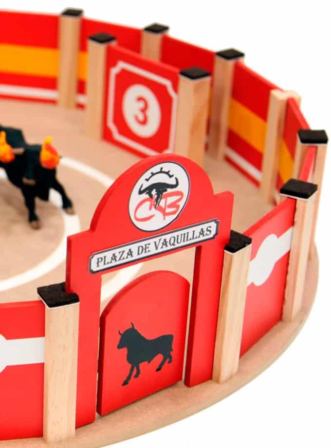 Plaza de toros de Vaquillas detalla calidad