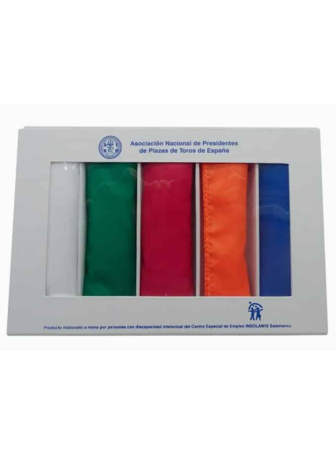 Kit oficial de pañuelos presidencia