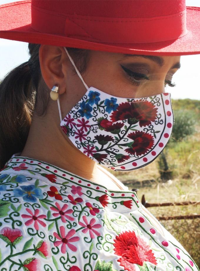 Masque facial Paseo avec filtre TNT
