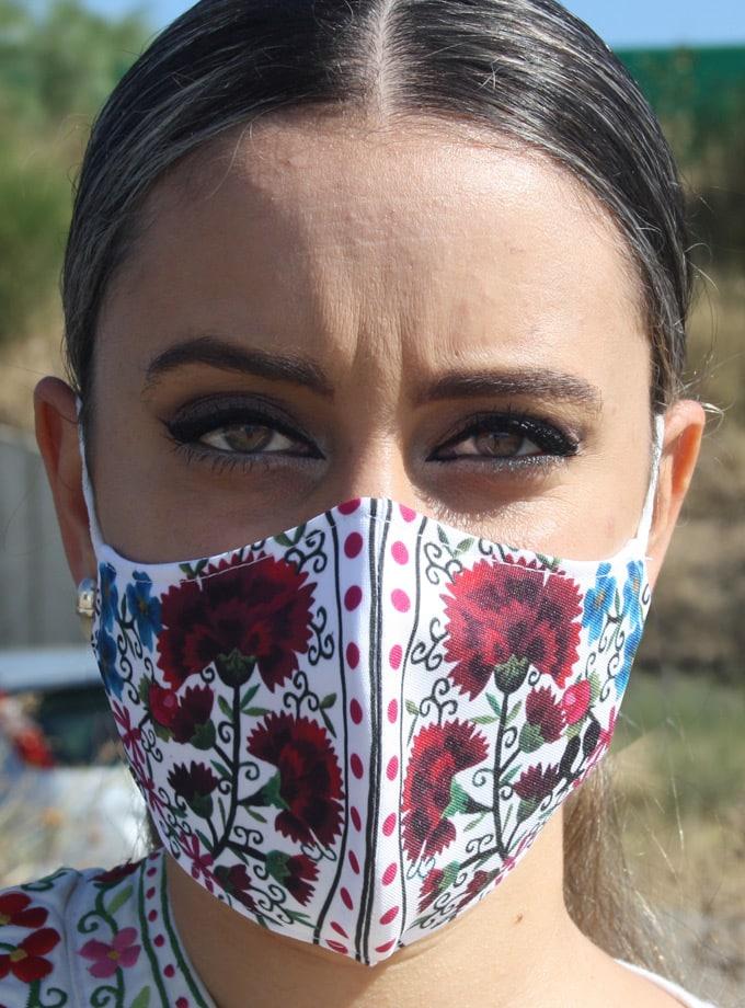 Masque Paseo avec filtre TNT
