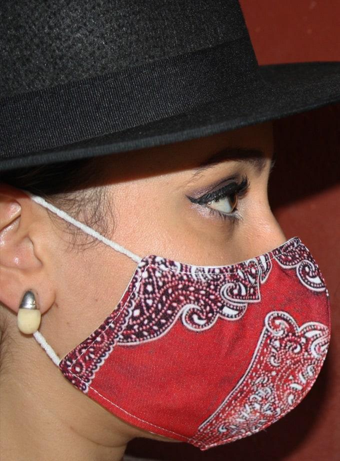 Masque Zahón avec filtre TNT
