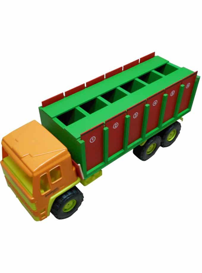 bull transport truck - XL Truck